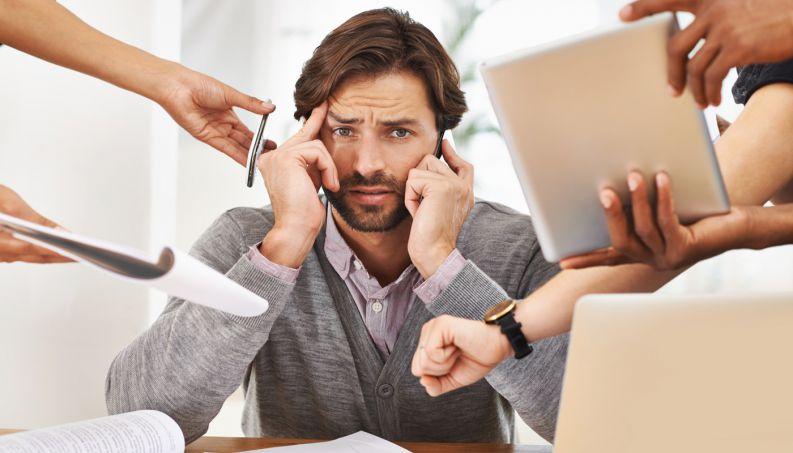 استرس کاری ، مشاوره های اکسپرت