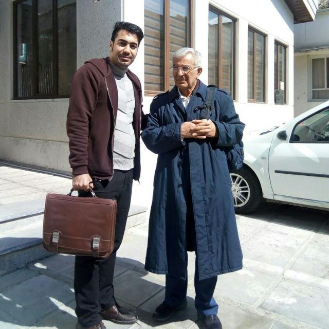 دکتر متین پور ، مشاور سامانه HiExpert