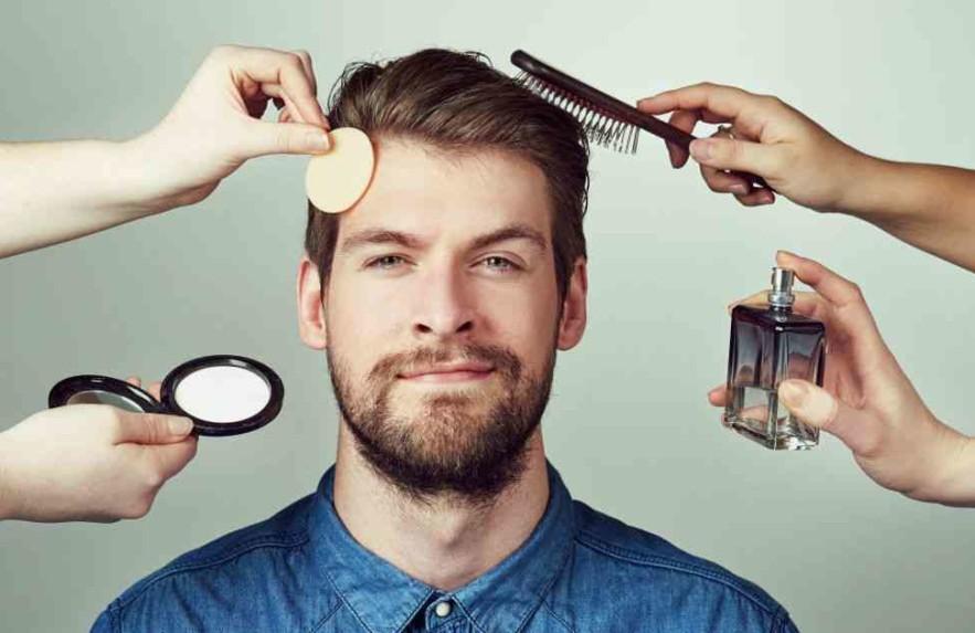 آرایش مردان ، سامانه مشاوره آنلاین
