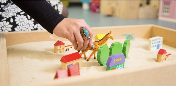 مزایای بازی درمانی با مشاهده کودکان در حین بازی