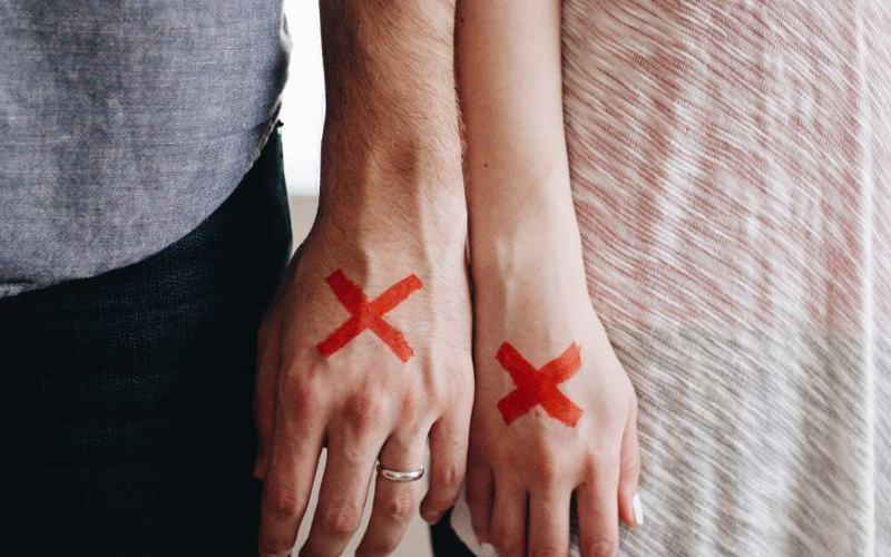 علل طلاق