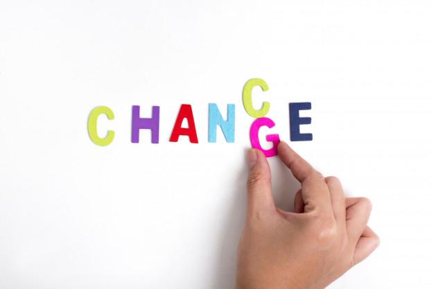 تغییر رفتار