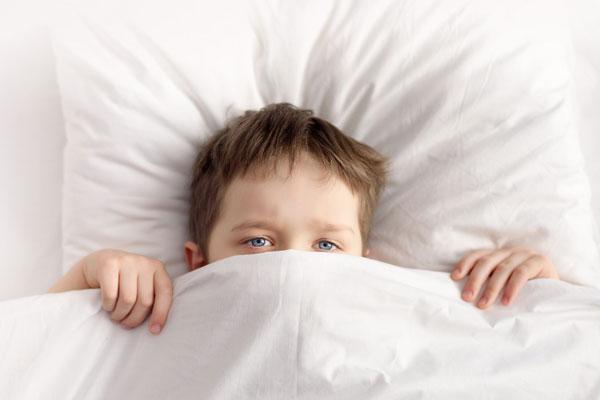 شب ادراری کودکان