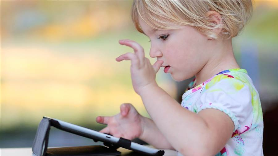تمرکز کودک یا تمرکز حواس در کودکان
