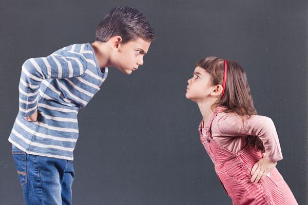 دعوای کودک