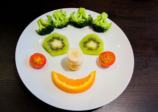 نقش تغذیه در سلامت روان